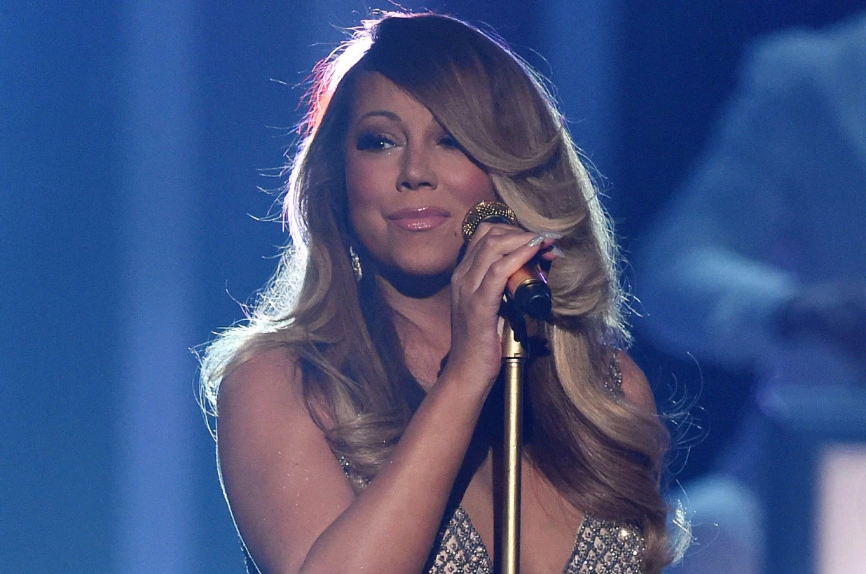 Mariah Carey To Be Honored With Billboard Icon Award Mariah Carey Mariah Carey Outfits Mariah