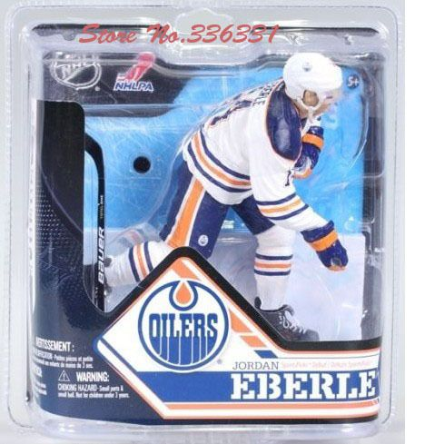Find More Action Toy Figures Information About Free Shipping Hot Sell 1 Pc Mcfarlane Toys Nhl Vintage Ice Hockey Jordan Oilers Edmonton Oilers Action Figures