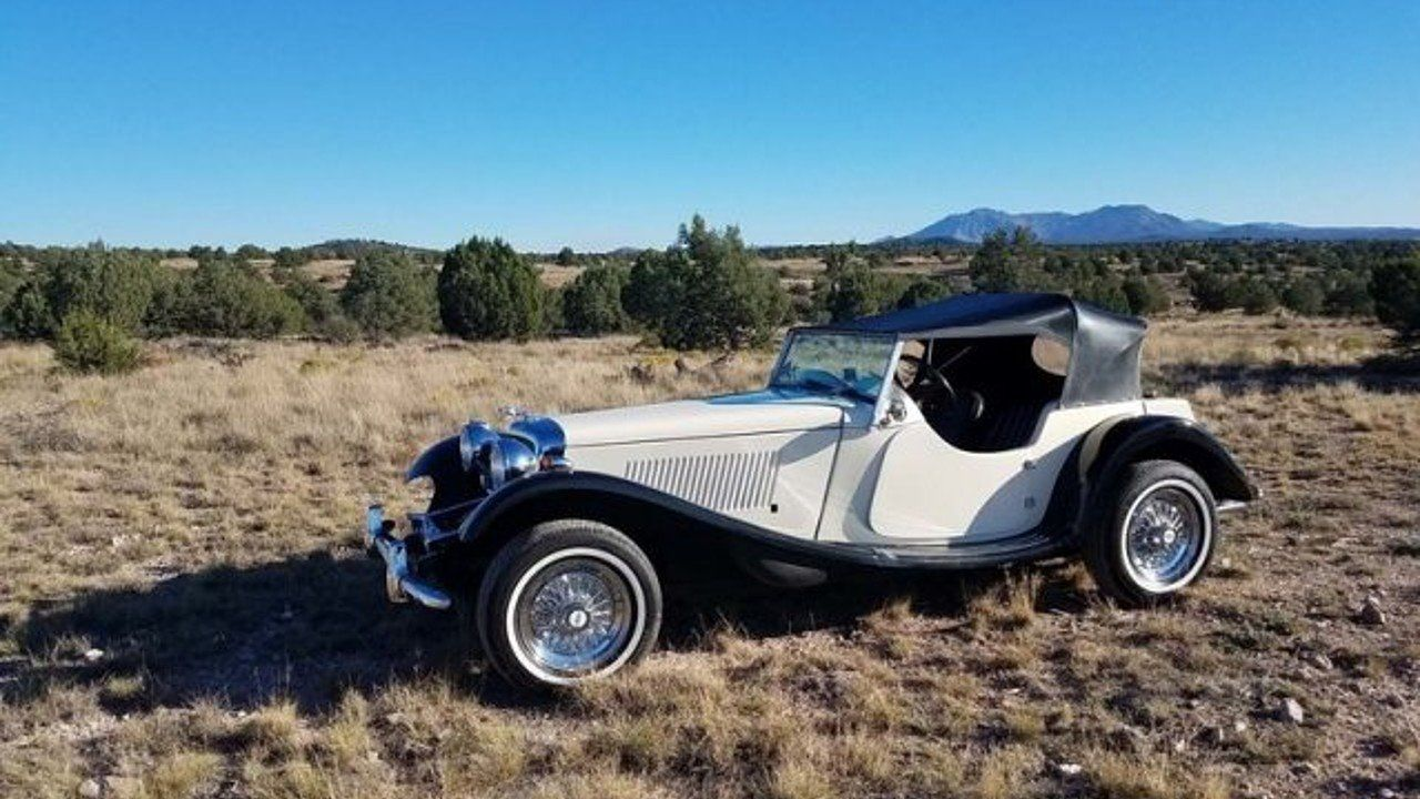 1939 Jaguar SS100Replica for sale near Prescott, Arizona