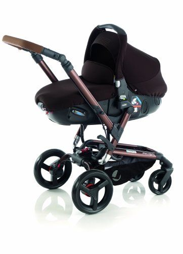 #bebes Silla de paseo Rider Matrix light 2 Coffe