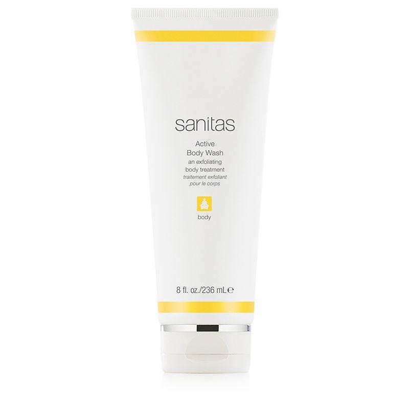 Sanitas Skincare Active Body Wash Dermstore Body Wash Body Lotion Skin Care