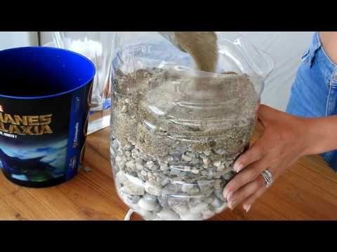 Filtros De Bajo Costo Para Purificación De Agua Youtube Filtro De Agua Casero Como Purificar El Agua Filtro De Agua