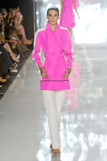 Chado Rucci New York Spring 2013 Trend Report - Runway Spring Fashion Trends 2013 - Harper's BAZAAR