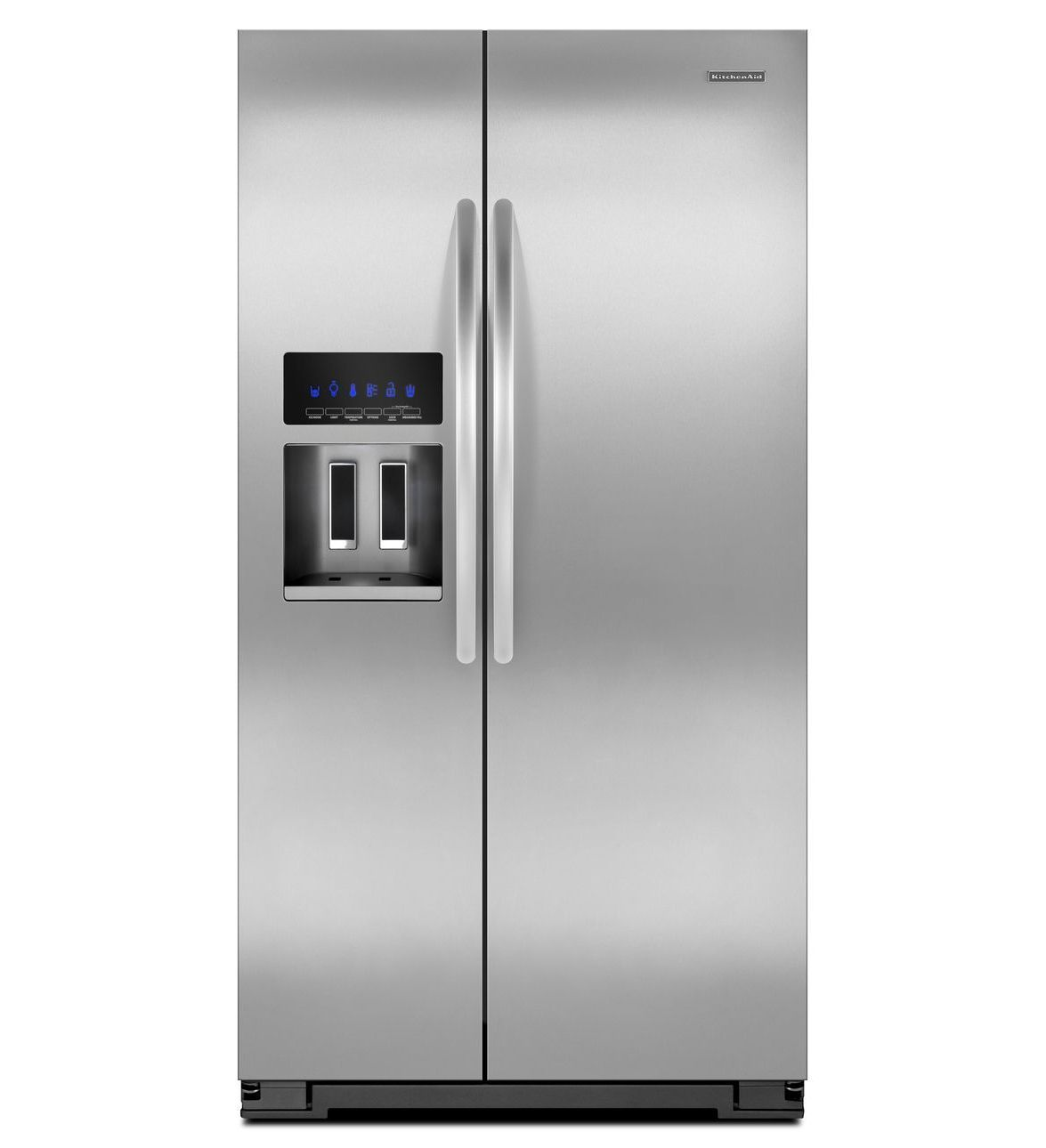 KSC23C8EYY KitchenAid 23 cubic foot refrigerator combines the ...