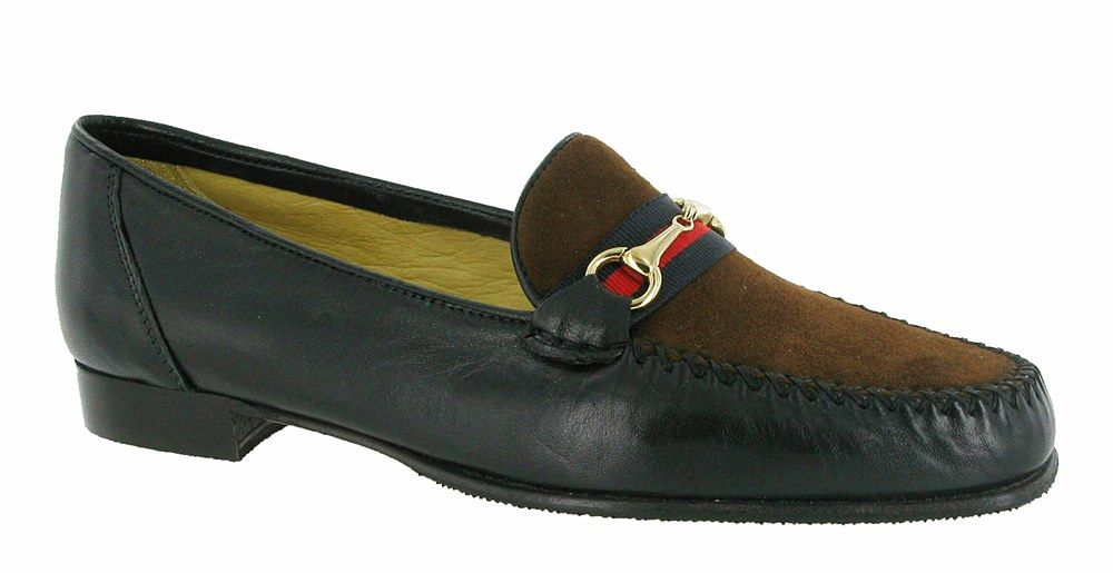 HB Hanbury Ladies Slip On Moccasin Shoe - Robin Elt Shoes  http://www.robineltshoes.co.uk/store/search/brand/HB-Shoes/ #Autumn #Winter #AW13