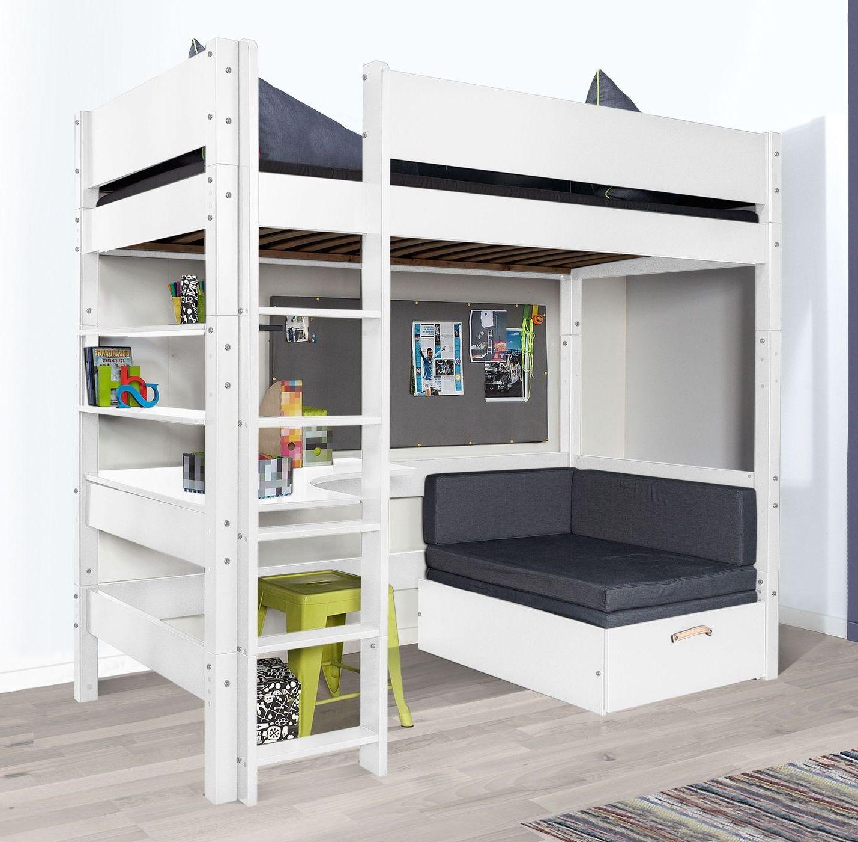 16 Ideen Fur Ein Bett Mit Einem Schrank Darunter Den Sie Fur Ein Kinderzimmer Emulieren Konnen 4 In 2020 Jugendzimmer Teenager Zimmer Jungs Zimmer