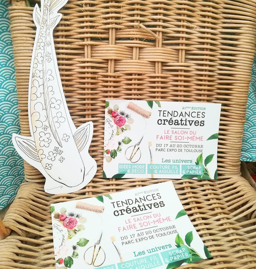 CONCOURS !!!!! J'ai 2 invitées dans mon atelier... Et je vous propose de les gagner !! Et je rajoute dans la boîte cadeau un bon de 12€ pour un atelier avec moi (valable 1 an, adulte ou enfant, en dessin et peinture naturelle) ✨✨✨ Pour participer et tenter de remporter ces 2 entrées au Salon Tendances Créatives de Toulouse qui aura lieu du 17 au 20 octobre 2019 : - liker les comptes du Salon @tendancescreatives, de @lovelybulle, le mien @ika.atelier31 et celui de l'asso pour les atel #peinturesalontendance