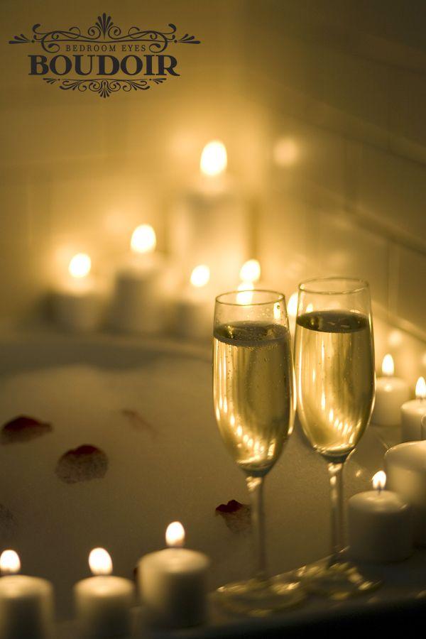Bubble Bath Scene   Romantic bath, Romantic dream ...