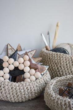 Paketschnur Häkeln Big Project Crafty And Crochet