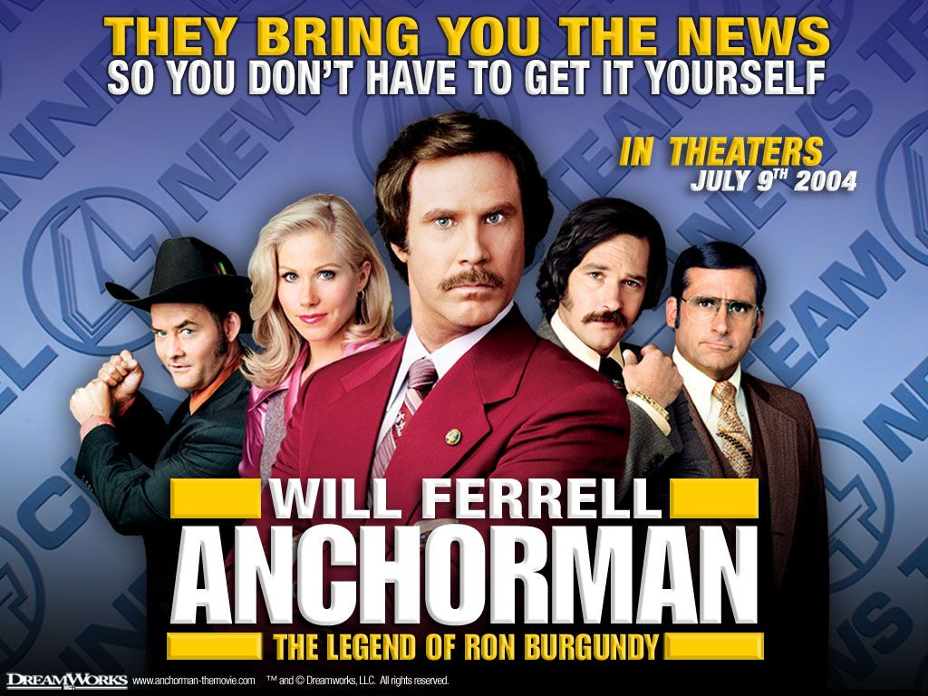 Jacksonville Journalists Planning Anchorman Inspired Fight With