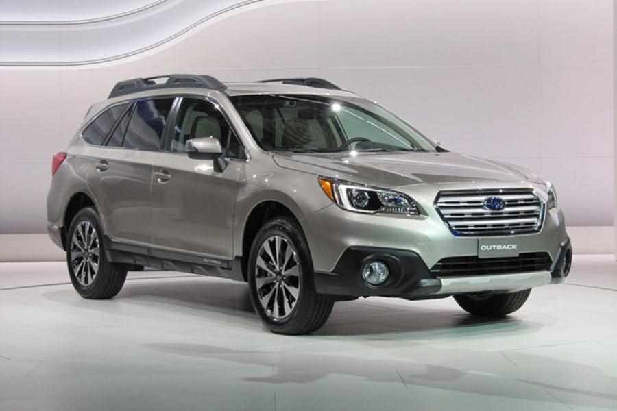 The New Subaru Outback 2019 2020 Suvs Subaru Outback Subaru