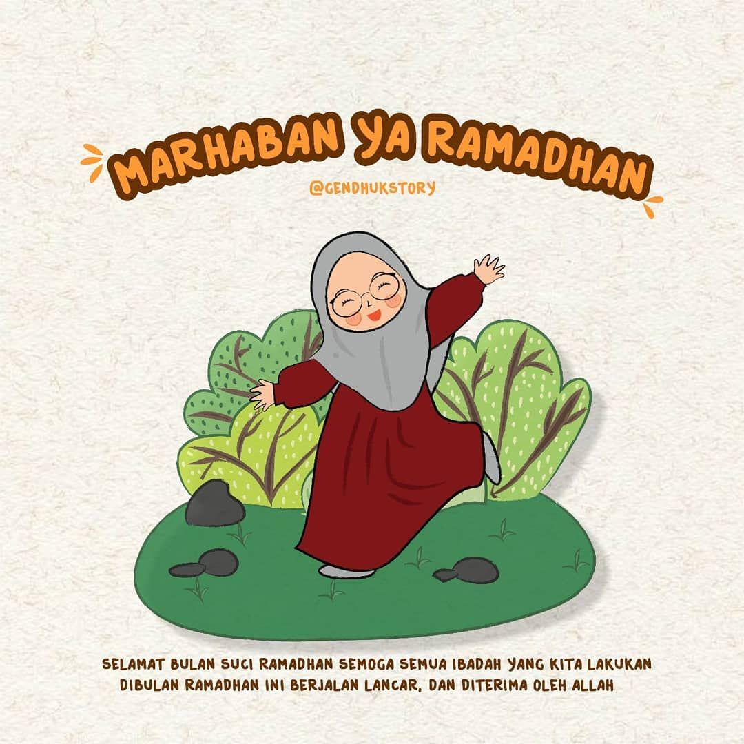 Ramadhan Sedih, Instagram
