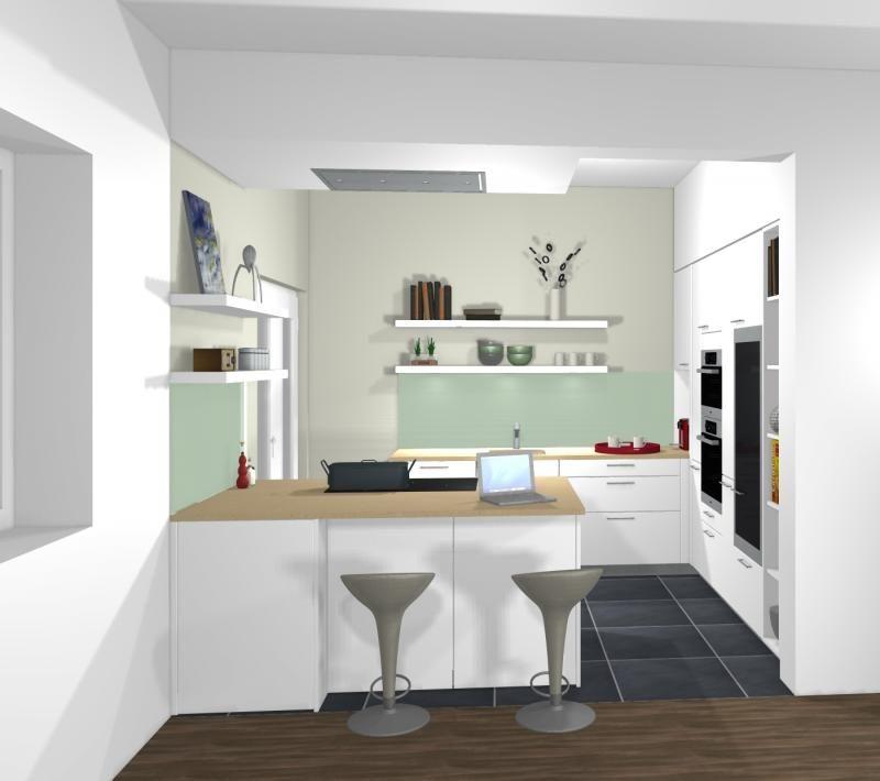 küche mit kochinsel klein - Google-Suche Küche Pinterest - küche ohne oberschränke