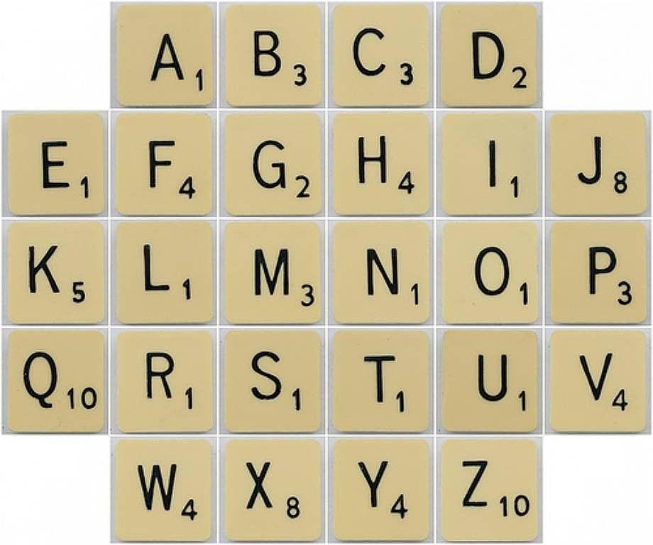 Alfabetos de scrabble para imprimir buscar con google for Letras scrabble decoracion