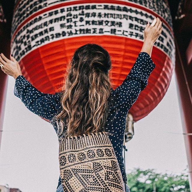 Sensoji Temple Asakusa collageontheroad Tokyo
