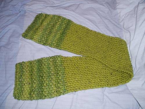 Moss Stitch Scarf | Moss stitch, How to start knitting ...