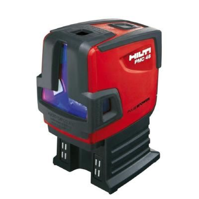 Hilti Pmc 46 Combination Line And Point Laser Kit 98 Ft Points 33 Ft Lines 411210 The Home Depot In 2020 Future Technology Gadgets Laser Laser Levels
