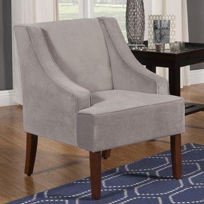 Swoop Arm Chair | Wayfair