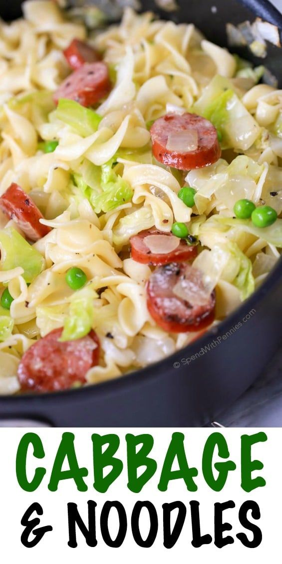 in this cabbage  noodles recipe simple pantry
