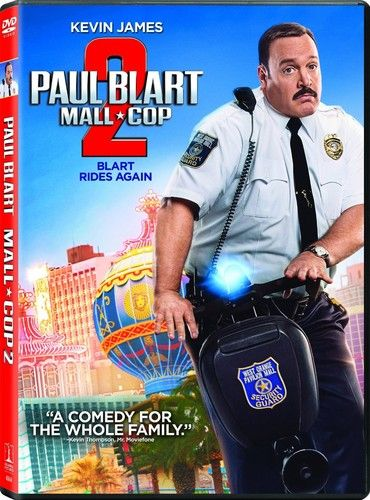 Paul Blart 2 Dvd Mall Cop Paul Blart Mall Cop Dvd Blu Ray