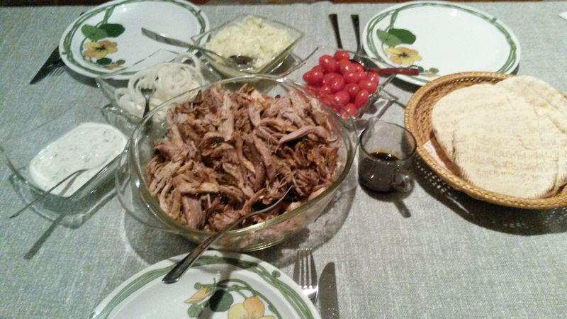 Pulled Pork Zarter Schweinebraten Aus Dem Ofen Fast Original Nur Ohne Grill Von Abacusteam Chefkoch Schweinebraten Pulled Pork Rezepte