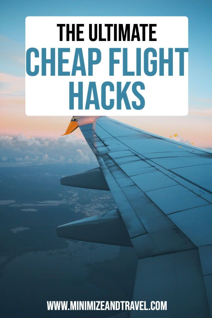 Want to know how to find the best deals on flights? Want to know what to look out for? What day is the cheapest to fly on?Read my guide to finding the best flight prices whatever your destination. #flighthacks #cheapflights #bestflightdeals