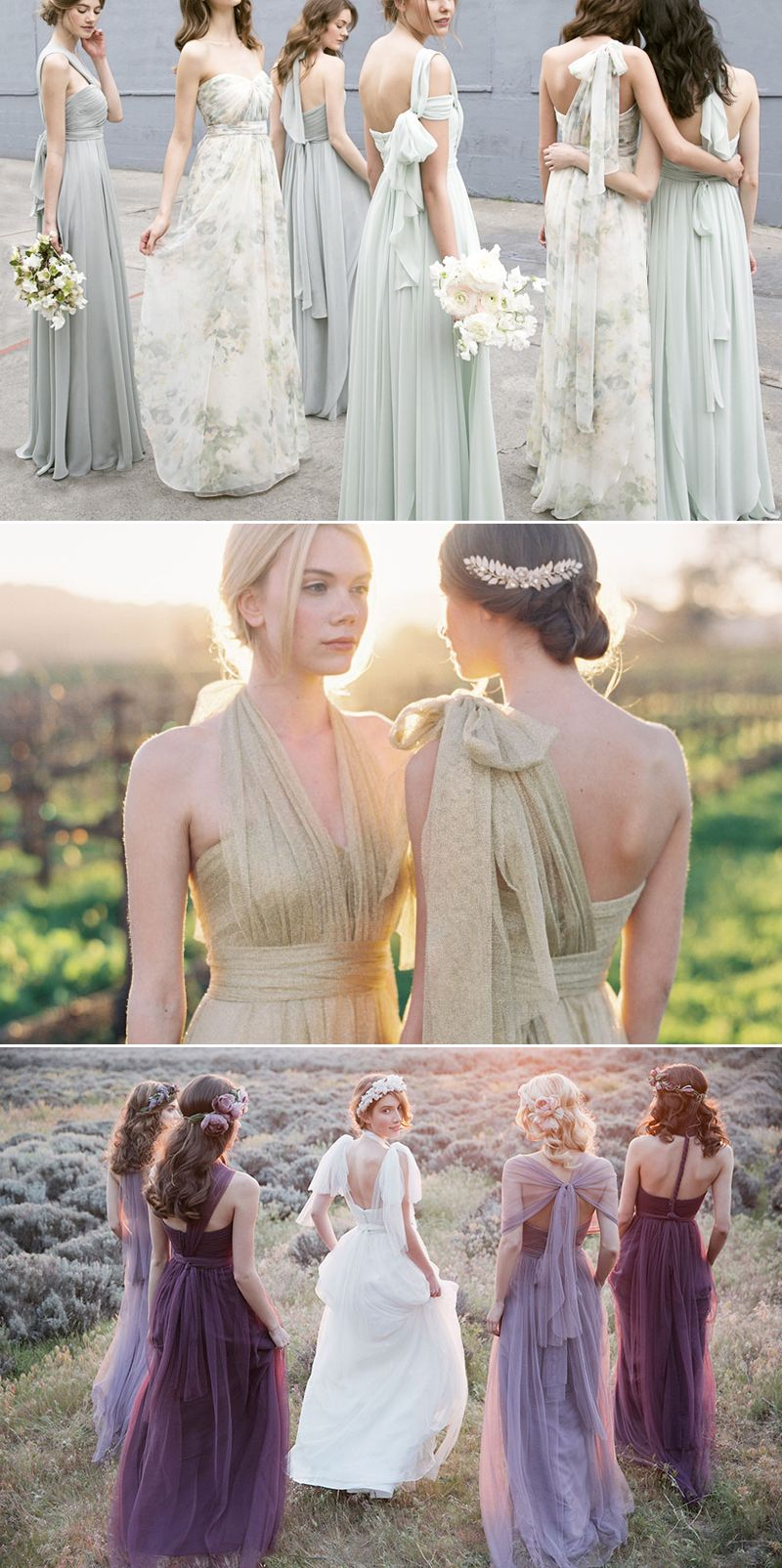 Girls wedding dress  The  Bridesmaid Dress Trends You Need To Know For This Spring