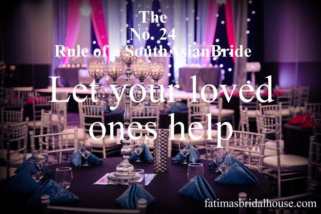 Pakistani Bride Wedding Advice Pinterest South Asian Bride