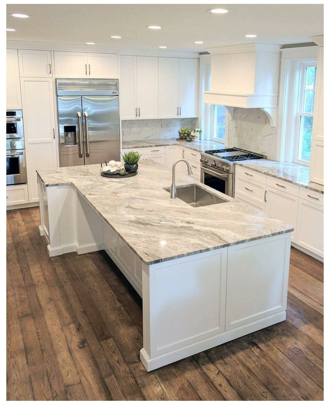 12 Resplendent Concrete Counter Top Master Bath Ideas Fetching Concrete Counter Top Master Bat In 2020 White Kitchen Design Kitchen Design Small Kitchen Remodel Small