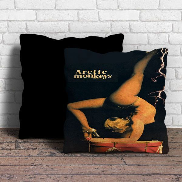 Arctic Monkeys Crying Lightning Pillow | Aneend