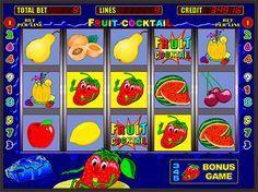 Игровые автоматы онлайн на деньги fruit cocktail азино 777 казино