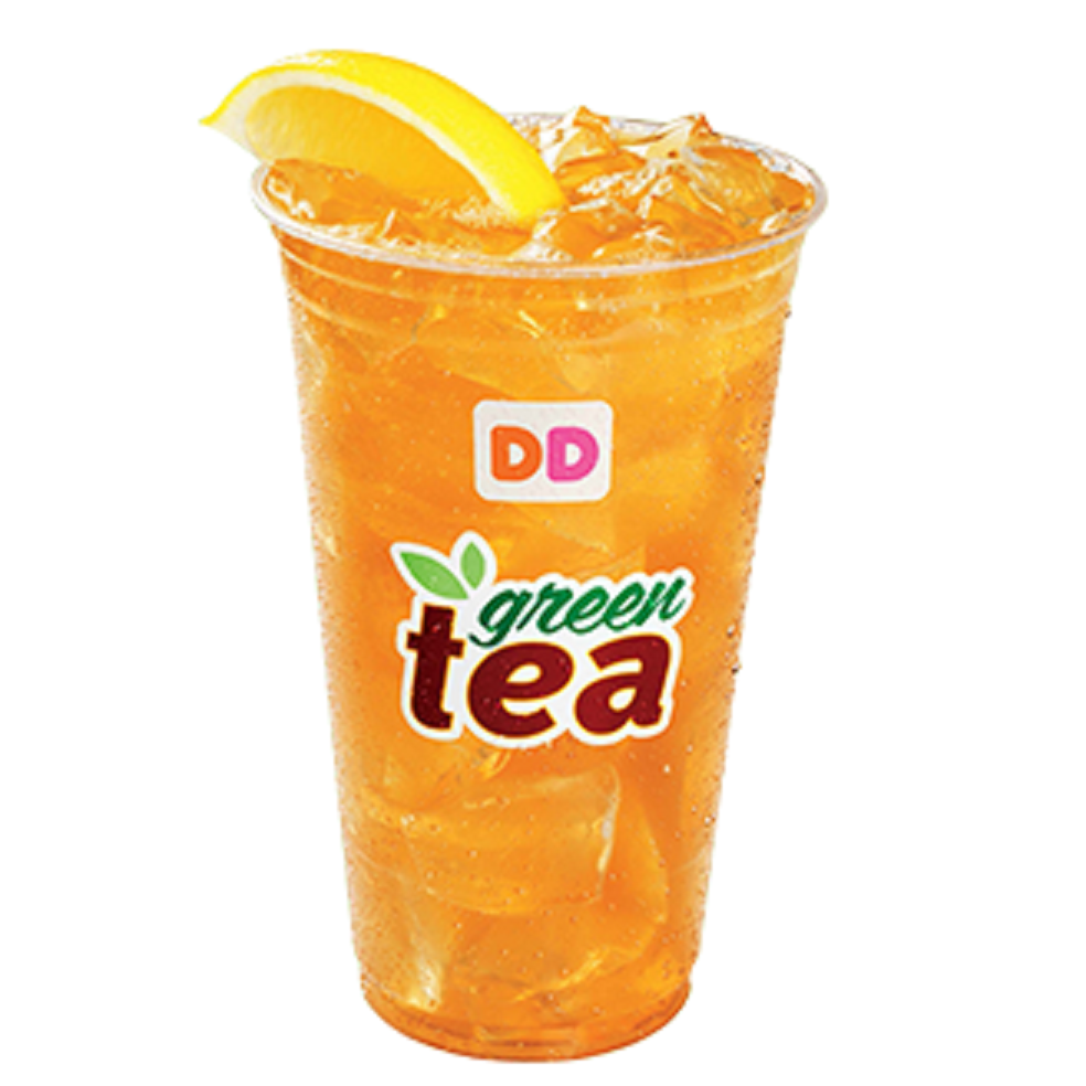 Dunkin Donuts Iced Green Tea Dunkin In 2019 Iced Tea Recipes