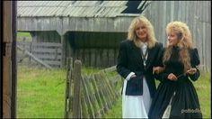 1987 Video Shoot - Tango in The Night ~ Christine McVie and Stevie Nicks