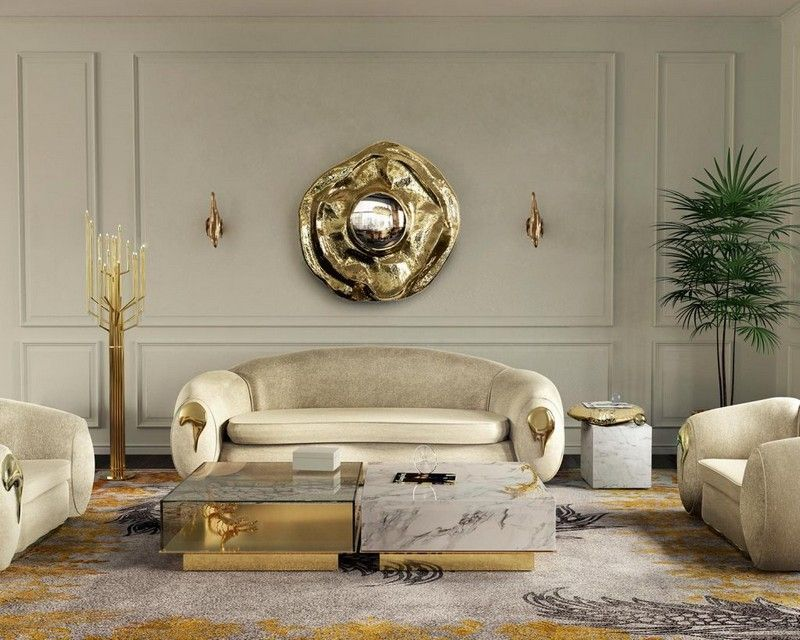 INTERIOR DESIGN TIPS: BE EXTRAVAGANT WITH THE MAXIMALIST MOODBOARD