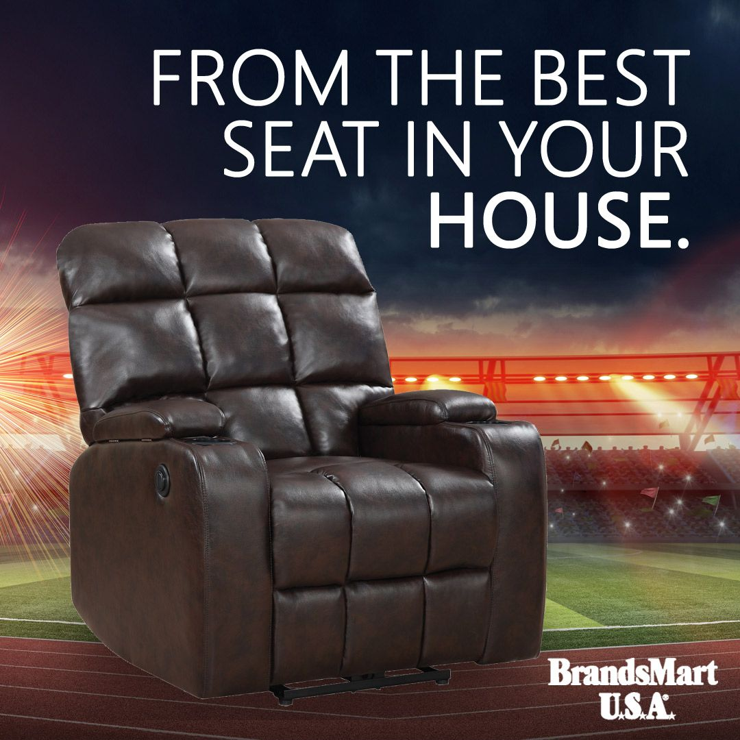 Best Liberty Home Theater Power Recliner Watch The Big Game 400 x 300