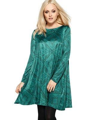 Fearne Cotton Printed Swing Dress, http://www.littlewoods.com/mobile/fearne-cotton-printed-swing-dress/1295177673.prd