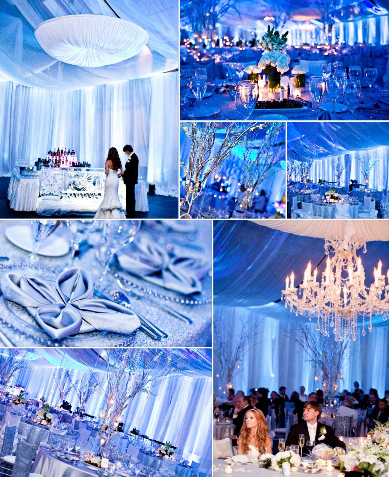 Wedding Ideas With A Difference: Winter Wonderland Wedding
