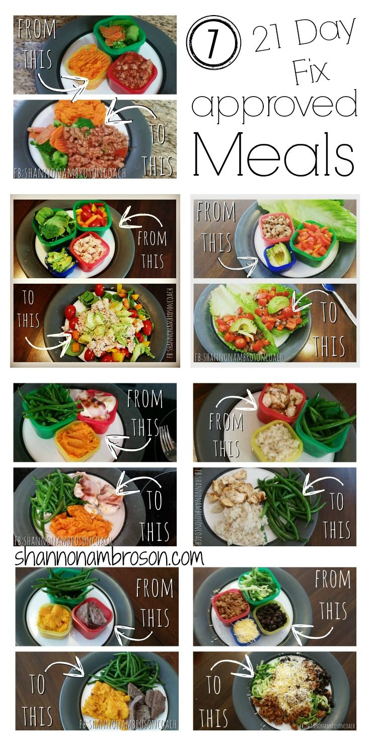 7 21dayfix approved meals when you get a system down this way of 7 21dayfix approved meals when you get a system down this way of meal planning is actually really quick and easy forumfinder Choice Image