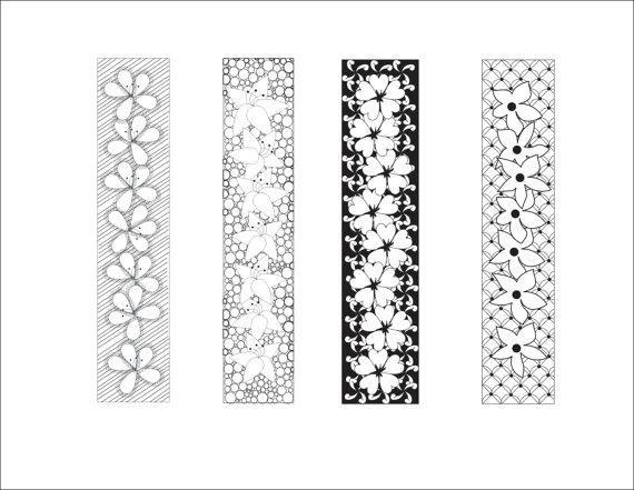 Separadores de libros para imprimir - 13 pasos - unComo | Coloring ...