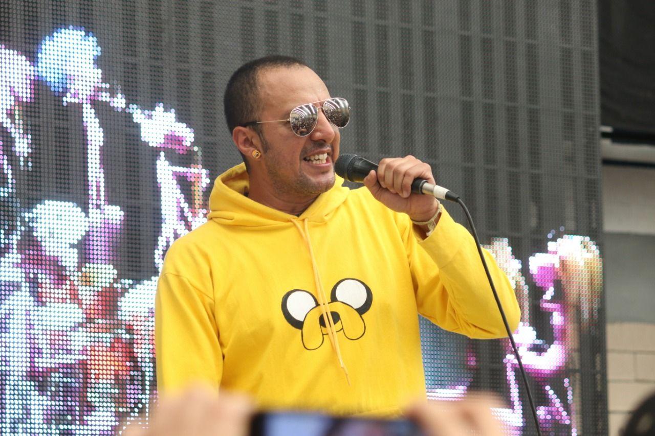 José Arenas La Voz De Jake Magneto Y Daishinkan Desde Pachuca Actor De Doblaje La Voz Arena
