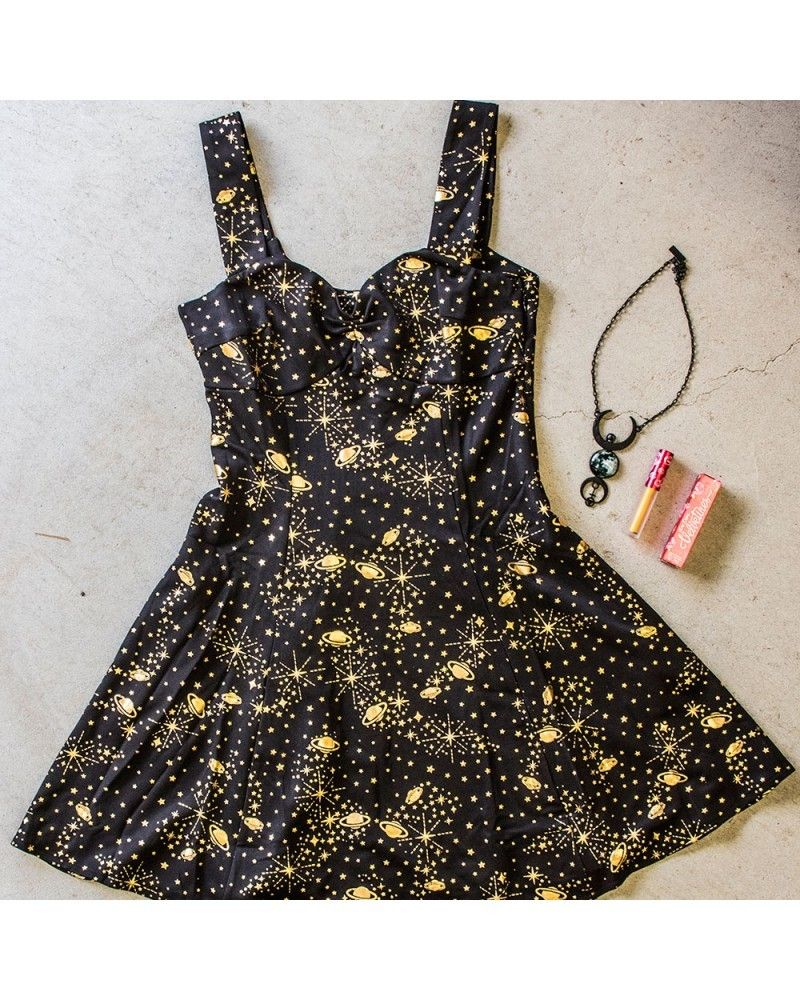 Banned Apparel | Out Of This World Dress  - Tragic Beautiful buy online from Australia