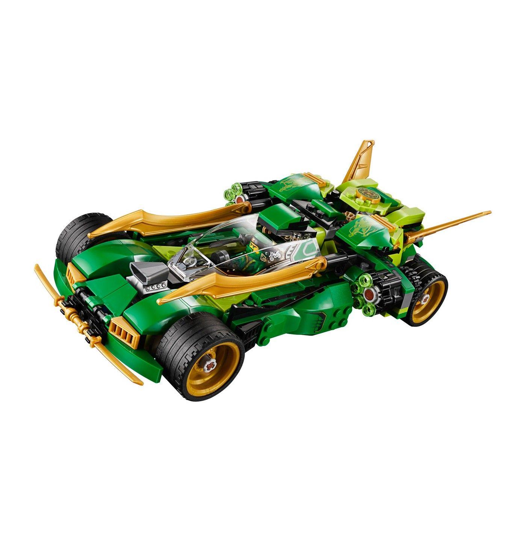 LEGO Ninjago Ninja Nightcrawler 70641 #Ninjago, #LEGO, #Ninja | Lego  ninjago ninja, Lego ninjago, Lego