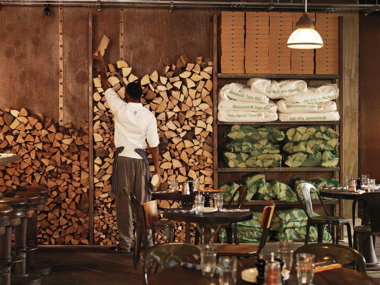 Exquisit Osto Holz Referenz Von Pizza East - Kentish Town.