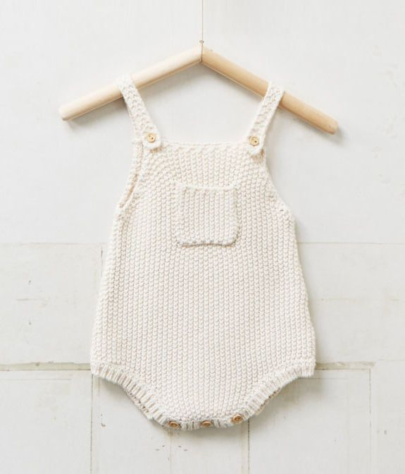 Free Vintage Baby Romper Pattern One Day Baby Romper