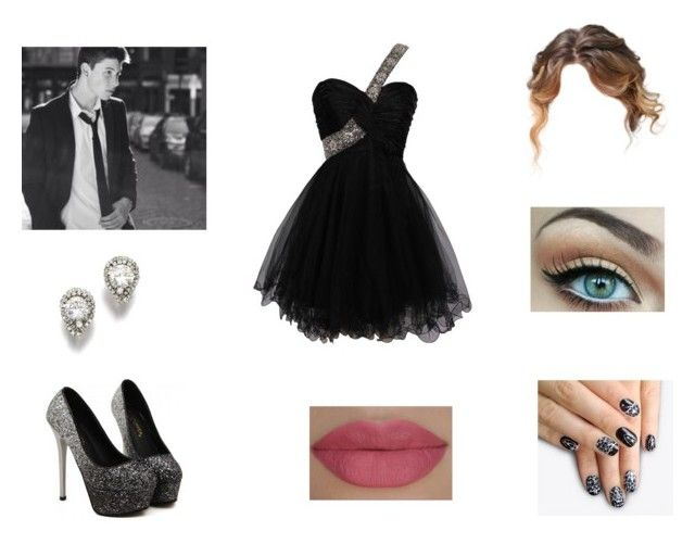 Prom with Shawn <3 by lifeoftheparty24 on Polyvore featuring polyvore, Schönheit, She's So, alfa.K and PacificPlex