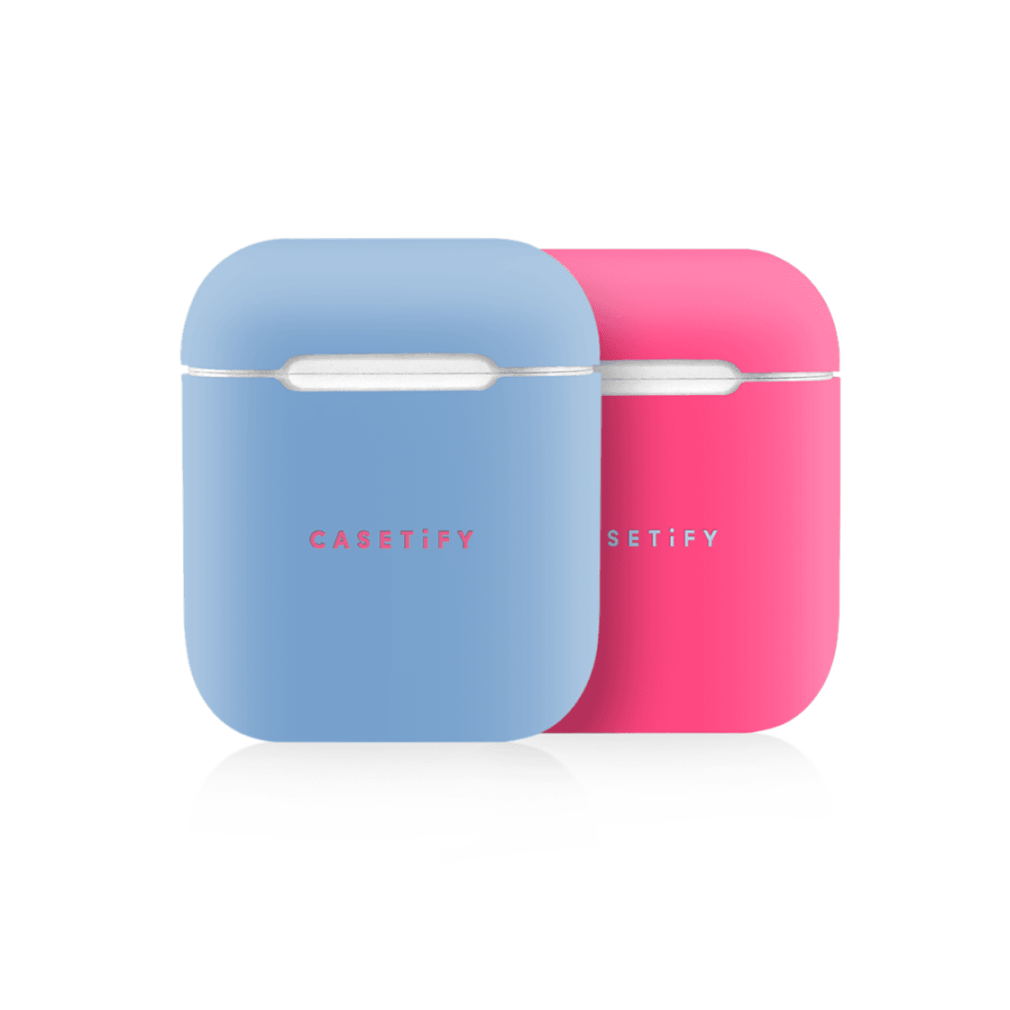 the latest d2678 681cd Neon AirPods Case Skin (2 sets) - VIP (Purple / Pink) in 2019 | Gift ...