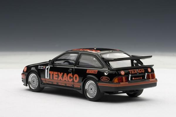 The 1988 Etcc Team Championship Winning Ford Sierra Cosworth Rs500