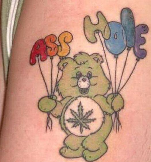 nasty bears in tats fucking