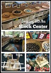 Want to add choice time discovery centers to your schedule in your preschool ki Want to add choice time discovery centers to your schedule in your preschool ki