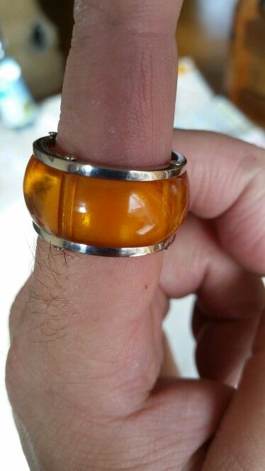 Jurassic World Masrani ring movieproo replica in the works